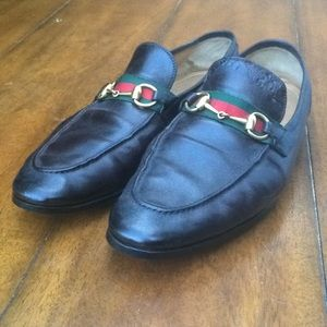 Vintage Gucci Men's loafers size 10.5